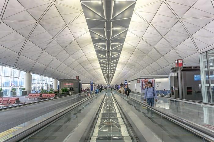 Международный аэропорт Гонконг