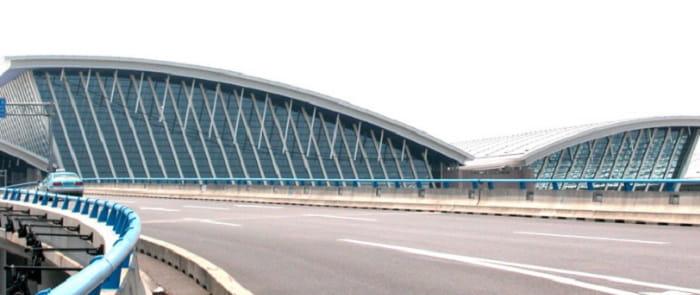 Международный аэропорт Пудун
