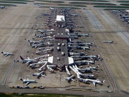 Международный аэропорт Хартсфилд-Джексон Атланта